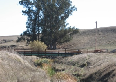 Up-cycled Steel Girder Bridge